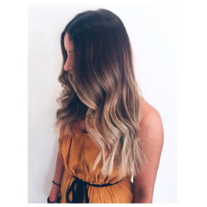 Blonde Balayage in Adelaide