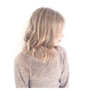 blonde Highlights Olaplex