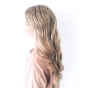 Blonde Highlights Olaplex Salon