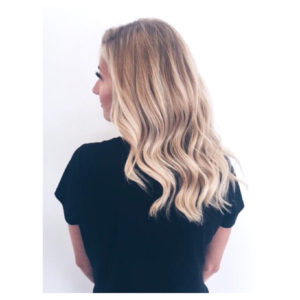 Blonde Hair colour Balayage Trend