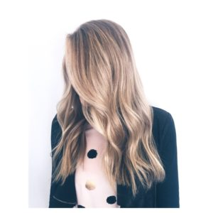 Blonde Balayage Salon