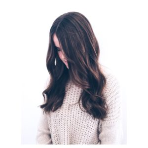 Dark Haircolour Balayage