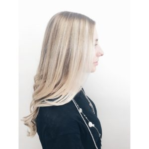 yots hair blonde balayage