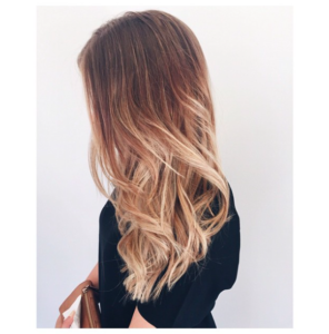 Yots Hair Ombre