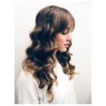 Yots Hair Blonde Waves Fringe