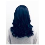 Yots Hair Blue Black Colour
