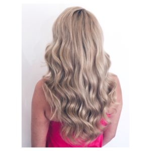 Blonde Highlights