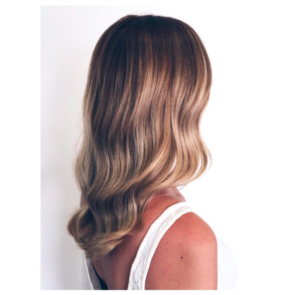 Ombre Balayage Light Ends