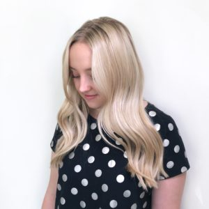 Blonde Hair Colour In Adelaide