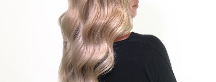 Pastel Blonde Hair Colour