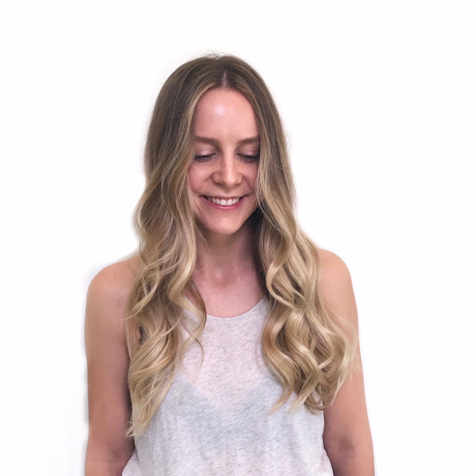 Blonde Colour Salon