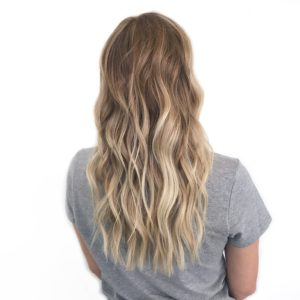 Beachy wave light ends