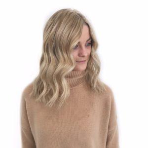 Blonde highlights Zonetone