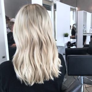 blonde hair Adelaide
