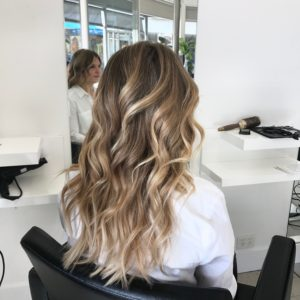 waves styles hair colour salon