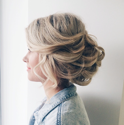 Wedding Hairstyle Upstyle: Upstyle-Adelaide-Formal-Hair