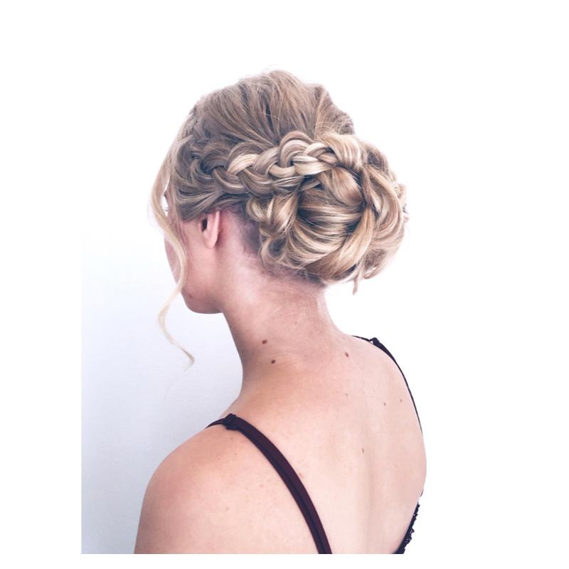 Wedding Hair Adelaide Yots Hair