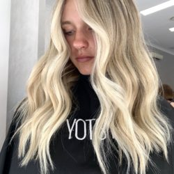 Best Blonde colour salon